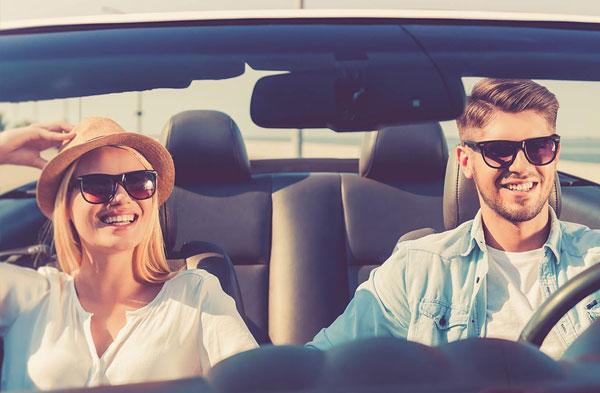 Sluneční brýle pro řidiče